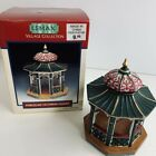 Lemax, Inc 1996 Village Collection Porcelain Victorian Gazebo Item No. 63180