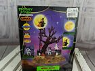 Lemax halloween village spooky witches joyride 355809 home building retired