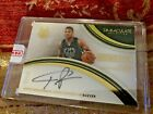 2016 17 IMMACULATE COLLECTION GIANNIS ANTETOKOUNMPO ACETATE MOMENTS AUTO # 50!