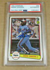Andre Dawson Cards, Rookie Card and Autographed Memorabilia Guide 27