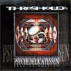 THRESHOLD - Psychedelicatessen - 2 CD - Extra Tracks Limited Edition - Excellent