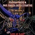 PRAYING MANTIS - Live At Last - CD - **BRAND NEW/STILL SEALED** - RARE