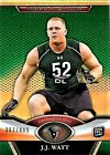 10 J.J. Watt Rookie-Year Cards to Start Your Collection  29