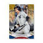 Aaron Judge 2019 Topps Tribute Base Cards Poster Gold Ed. # to 1 10x14 Unopened