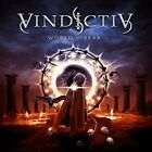 Vindictiv - World Of Fear (CD Used Very Good)