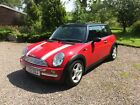 LARGER PHOTOS: 2001 Mini Cooper 1.6 - Chilli Red - 12 months MOT - new clutch and gearbox