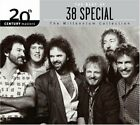 38 SPECIAL - Best Of .38 Special - 20th Century Masters: Millennium NEW