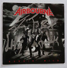 [RARE] AUTOGRAPHED - Airbourne - 'Runnin' Wild' [CD Cover Sleeve] + COA