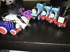 7 Lot THOMAS THE TRAIN DIECAST MAGNETIC ENGINES Diesel Spencer Culdee Fergus Toy