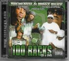 Yukmouth & Messy Marv - 100 Racks * CD & DVD * 2006 * Dru Down * RARE * OOP