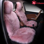 1seat Flmaples Faux Sheepskin Wool Fur Car Seat Cover For Cars Suv Trucks