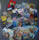 52 LOT SCHOOL AGE YOUNG READER CHILDREN DINOSAUR SCIENCE SPACE I SPY MAGIC BOOKS