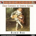 ALIRIO DIAZ - 4 Centuries Of Spanish Guitar - CD - **BRAND NEW/STILL SEALED**