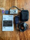 Panasonic Lumix DMC-FX7 5MP Digital Camera with Charger, Case and SD Card