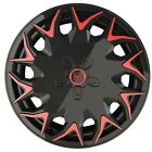 4 GV06 20 inch Black Red Face Rims fits INFINITI FX35 2003 2012