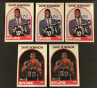 Top 15 Basketball Rookie Cards of the 1980s 26