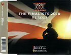 THE X FACTOR FINALISTS 2010 - HEROES SLEEVE ONLY (NO DISC)