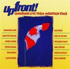 BRUCE COCKBURN - Upfront! Canadians Live From Mountain Stage - CD - RARE
