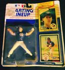 1992 Starting Lineup Figure SLU MLB Tom Glavine Atlanta Braves with Poster