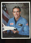 ASTRONAUT WILLIAM FISHER Signed 8X10 PHOTO NASA SPACE SHUTTLE PROGRAM