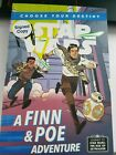Signed Copy Star Wars Choose Your Own Adventure Finn and Poe Brand New