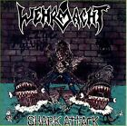 WEHRMACHT - Shark Attack - CD - Explicit Lyrics - **Mint Condition** - RARE