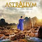 ASTRALIUM Land Of Eternal Dreams + 2 JAPAN CD Hypersonic Italy Symphonic Metal