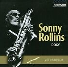SONNY ROLLINS - Doxy - CD - Import - **BRAND NEW/STILL SEALED**