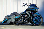 2017 Harley Davidson Touring 2017 HARLEY DAVIDSON ROAD GLIDE FAT 21 CUSTOM BAGGER CVO DESTROYER 124 M8