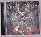 Arch Enemy Rise Of The Tyrant US CD 2007 8400-2