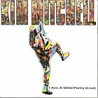 KIM MITCHELL - I Am A Wild Party - CD - Import Live - **Excellent Condition**