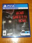 Home Sweet Home Sony Playstation 4 2018 PSVR PS4