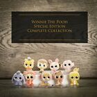Disney Doorables Special Edition Winnie the Pooh Complete Set of 9 Rare