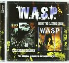 W.A.S.P. - Into Electric Circus / Headless Children ( 2 Set ) - 2 CD - Import VG