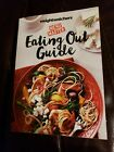 Weight Watchers 2015 Smart Points Menu Master Eating Out Guide