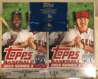2019 Topps Series 2 Hobby Box Lot Sealed With Silver Packs