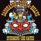 SASQUATCH & SICK-A-BILLYS - Storming Gates - CD - **BRAND NEW/STILL SEALED**