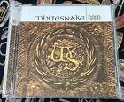 WHITESNAKE - GOLD CD DOUBLE CD LIKE NEW - FREE FIRST CLASS SHIPPING!!!!