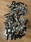 Mixed Lot Of 75 Fossil Automatic Watches Sold As Is For Parts Repairs Lot 1720