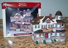 Lemax Plymouth Corners Christmas Village House Harborview Inn Victorian Hotel
