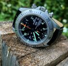 Fortis Official Cosmonauts Chronograph 605.22.142 Lemania 5100