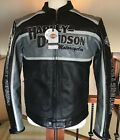 NWT HARLEY DAVIDSON Mens XL Classic Cruiser BS Armored Leather Jacket W Liner