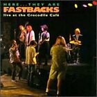 FASTBACKS - Here... They Are: Live At Crocodile Cafe - CD - **Excellent**