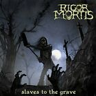RIGOR MORTIS - Slaves To Grave - Vinyl - **BRAND NEW/STILL SEALED** - RARE