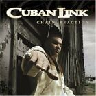 CUBAN LINK - Chain Reaction - CD - Clean Enhanced - **BRAND NEW/STILL SEALED**