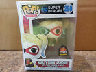 Funko Pop DC Heroes Harley Quinn as Robin 2019 L.A. Conic Con Exclusive