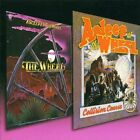 ASLEEP AT WHEEL - Collision Course/ Wheel - CD - Import - BRAND NEW/STILL SEALED