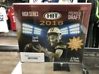 2018 Sage Hit High Series Hobby Box 12 Autos.....