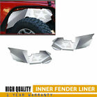 Front Inner Fender Liner Flares Off Road Fit For Jeep Wrangler JK 4WD 07 18 A3