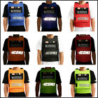 Hudson Icons Icon Vest Reflective 3M Black Red Orange Camo Royal Blue Green